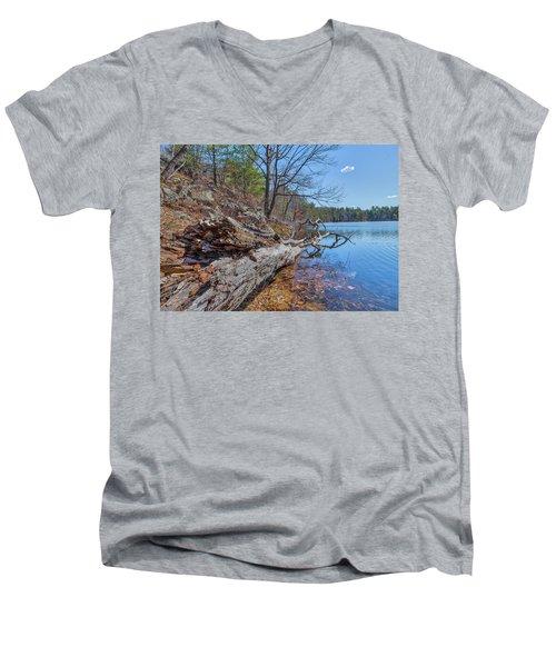 Early Spring... Men's V-Neck T-Shirt