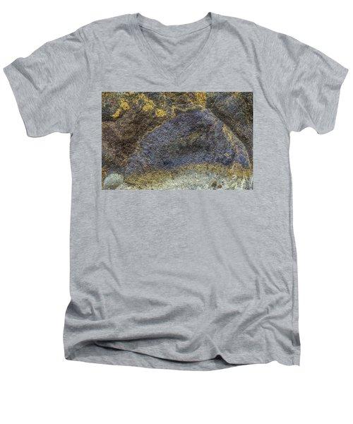 Earth Portrait 001-026 Men's V-Neck T-Shirt