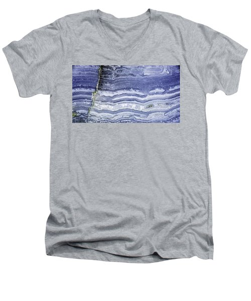 Earth Portrait 001-68 Men's V-Neck T-Shirt