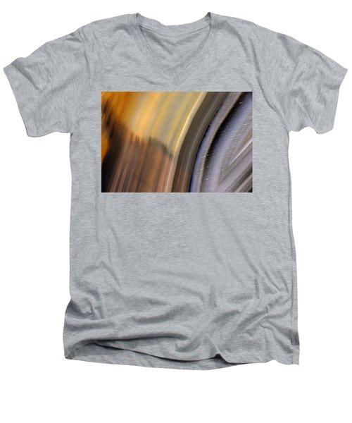 Earth Portrait 004 Men's V-Neck T-Shirt