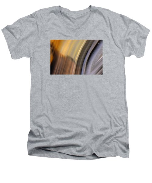 Earth Portrait 004 Men's V-Neck T-Shirt