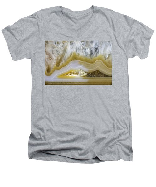 Earth Portrait 006 Men's V-Neck T-Shirt