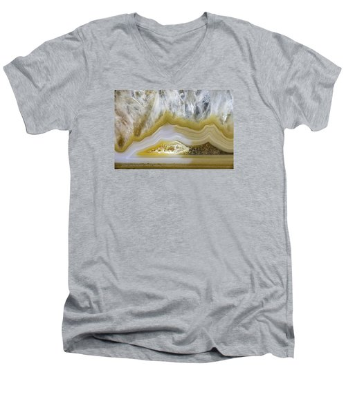 Earth Portrait 006 Men's V-Neck T-Shirt