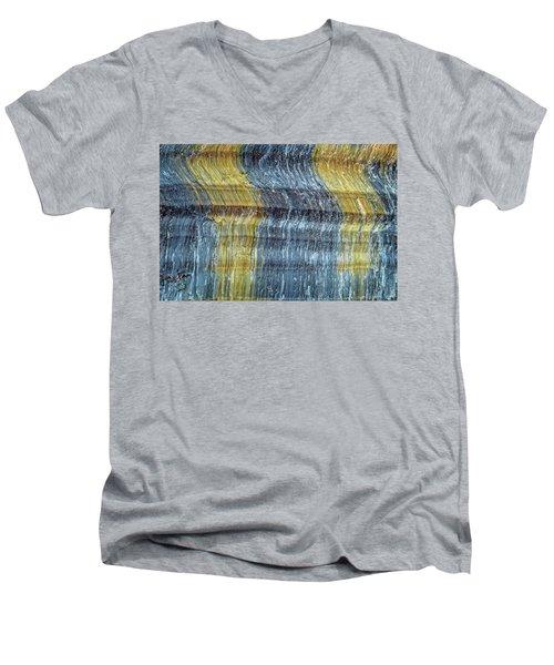 Earth Portrait 295 Men's V-Neck T-Shirt