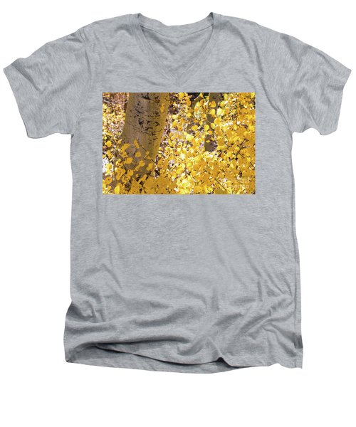 Eastern Sierras  Men's V-Neck T-Shirt