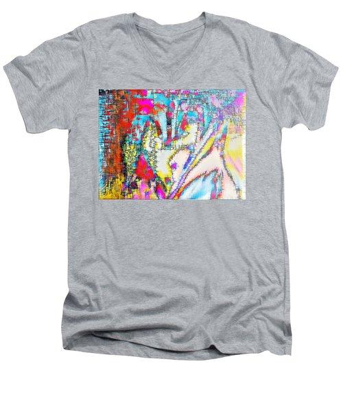 Ekklesia Men's V-Neck T-Shirt