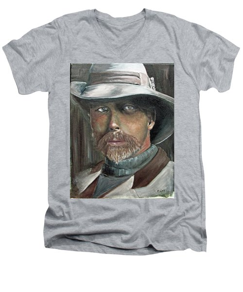 Edward Sheriff Curtis Men's V-Neck T-Shirt