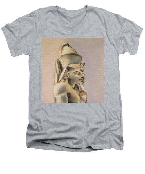 Egyptian Study Men's V-Neck T-Shirt