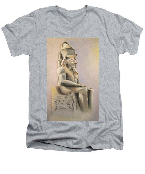 Egyptian Study II Men's V-Neck T-Shirt