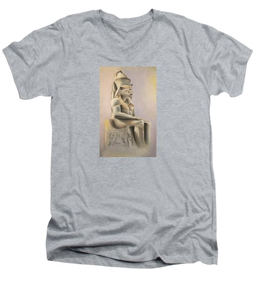 Egyptian Study II Men's V-Neck T-Shirt