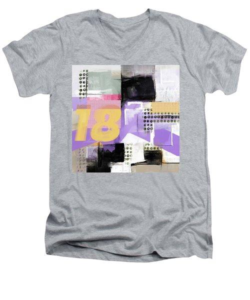 Eighteen Men's V-Neck T-Shirt