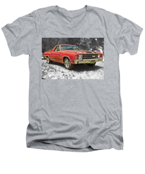 El Camino 2 Men's V-Neck T-Shirt