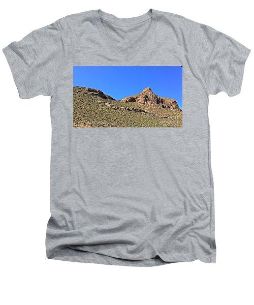El Paso's  Pali - No. 2016 Men's V-Neck T-Shirt