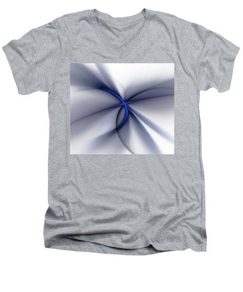 Elegance  Men's V-Neck T-Shirt