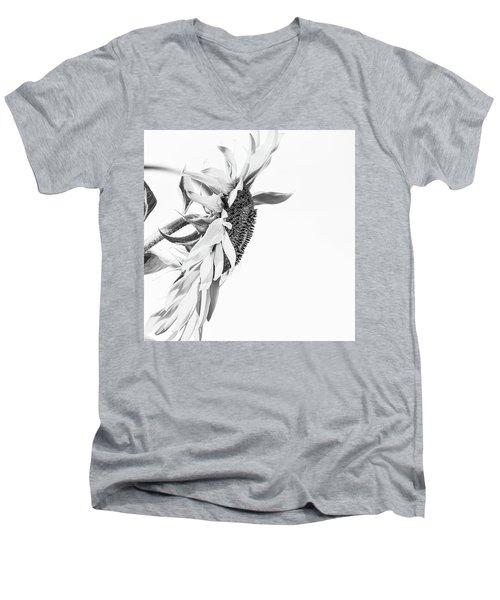 Elegant Coif 2 - Men's V-Neck T-Shirt