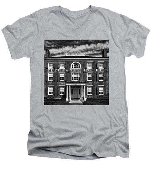 Elephant Hotel Men's V-Neck T-Shirt