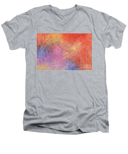 Eleyna's Forest Men's V-Neck T-Shirt