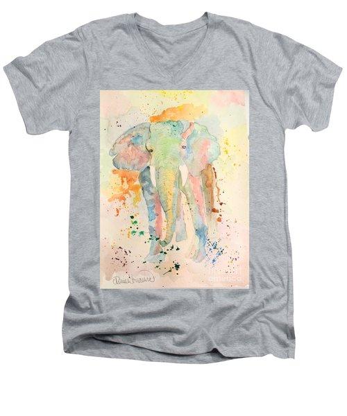 Elley Men's V-Neck T-Shirt