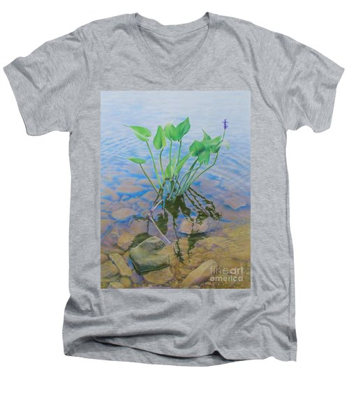 Ellie's Touch Men's V-Neck T-Shirt