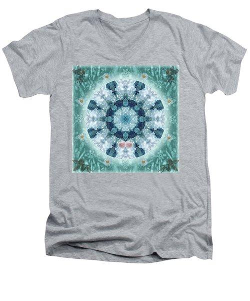 Eloquence Men's V-Neck T-Shirt
