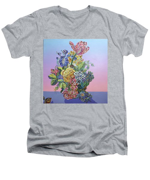 Emanation Men's V-Neck T-Shirt