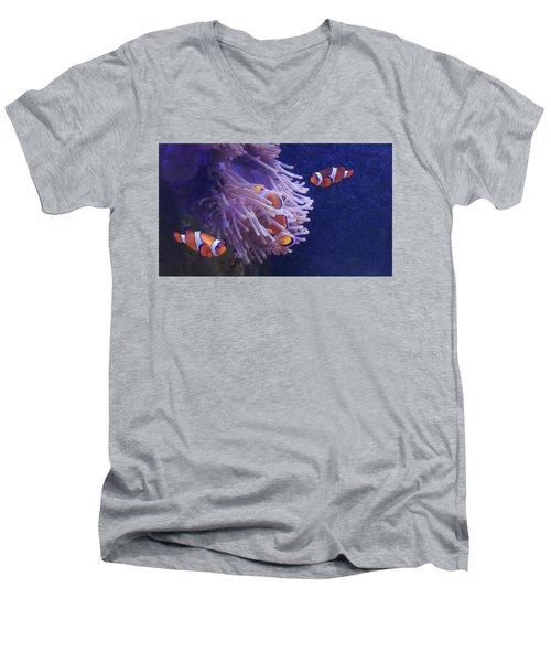 Embrace Men's V-Neck T-Shirt