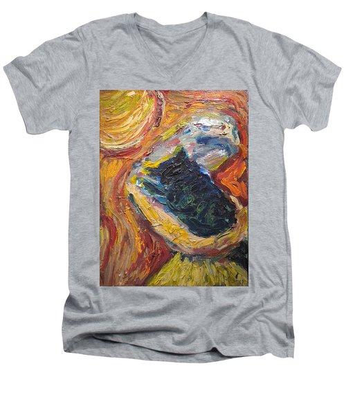 Embrace IIi Men's V-Neck T-Shirt