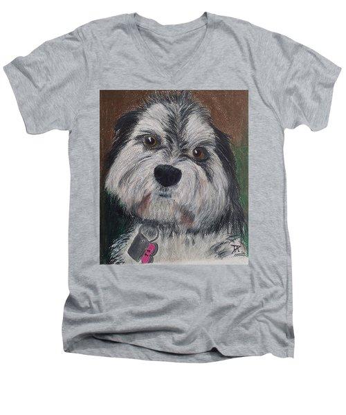 Emma Men's V-Neck T-Shirt