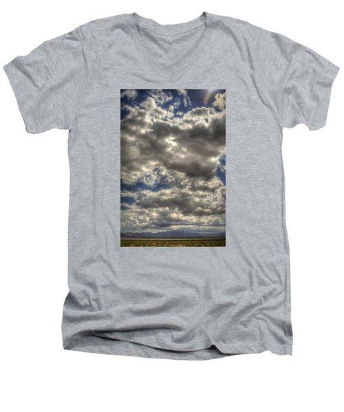 Empty Land Men's V-Neck T-Shirt