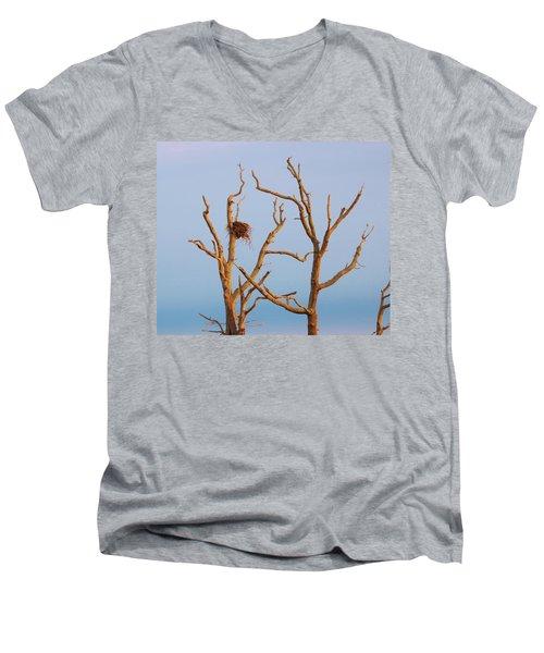Empty Nest Men's V-Neck T-Shirt
