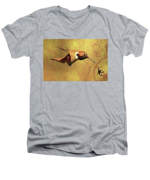 Encounter 2 Men's V-Neck T-Shirt