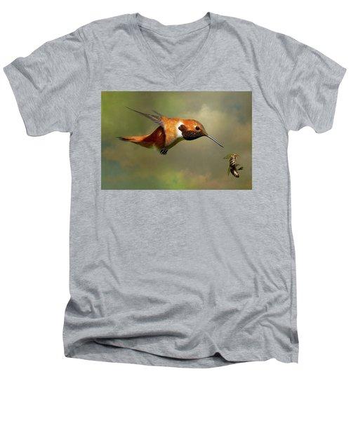 Encounter 3 Men's V-Neck T-Shirt
