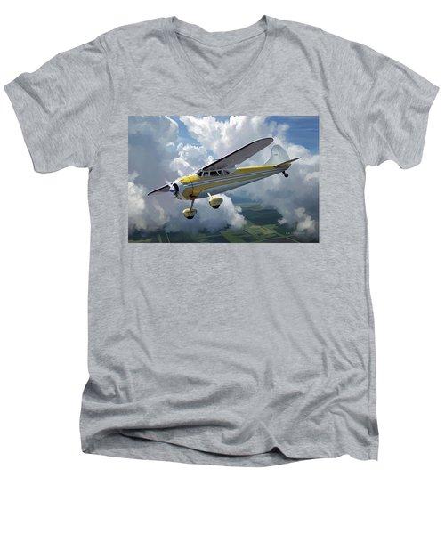 End Of An Era Men's V-Neck T-Shirt