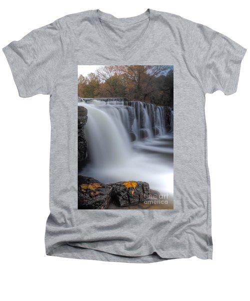 End Of Fall Men's V-Neck T-Shirt