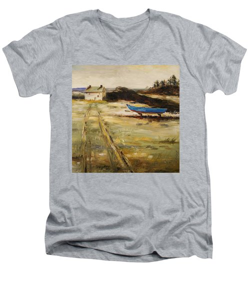 End Of Season Men's V-Neck T-Shirt