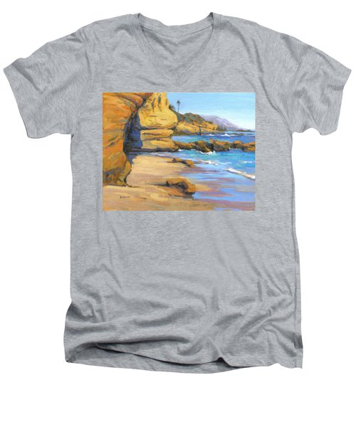 End Of Summer Men's V-Neck T-Shirt