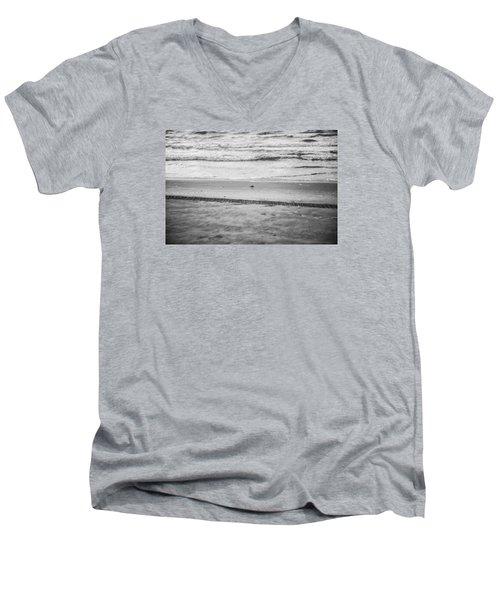 End Of The Season Padre 10 Men's V-Neck T-Shirt