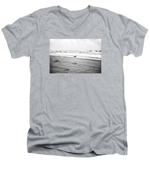 End Of The Season Padre 13 Men's V-Neck T-Shirt