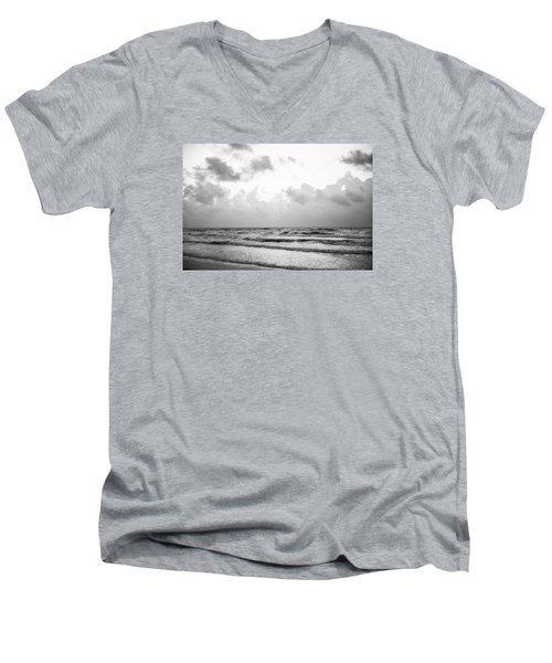 End Of The Season Padre 15 Men's V-Neck T-Shirt