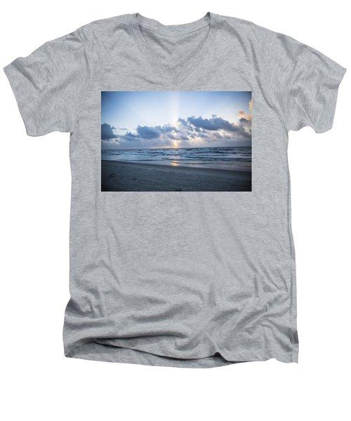 End Of The Season Padre 20 Men's V-Neck T-Shirt