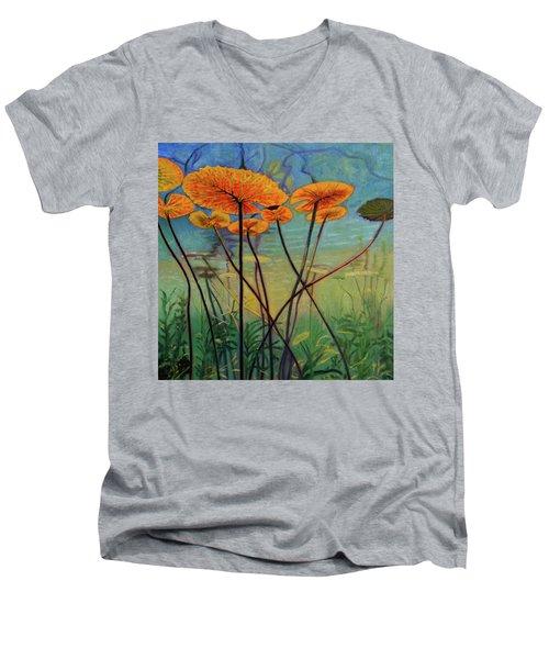Englightenment Men's V-Neck T-Shirt