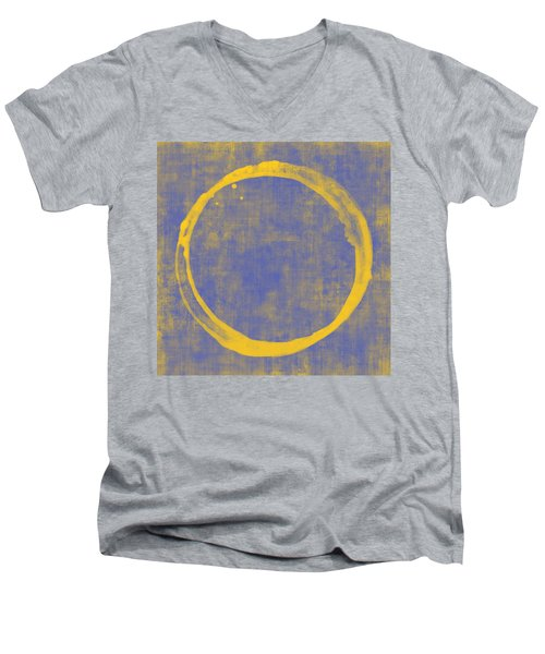 Enso 1 Men's V-Neck T-Shirt