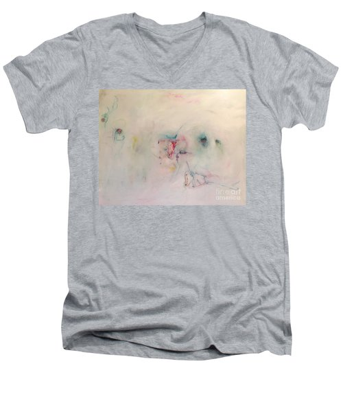 Enter Men's V-Neck T-Shirt