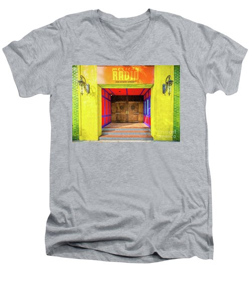 Entrance Men's V-Neck T-Shirt