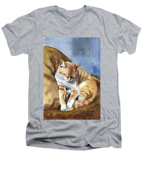 Ernesto Men's V-Neck T-Shirt