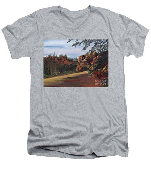 Escalante Men's V-Neck T-Shirt