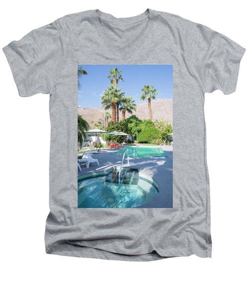 Escape Resort Men's V-Neck T-Shirt