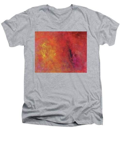 Escaping Spirits Men's V-Neck T-Shirt