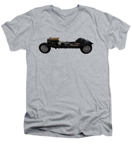 Essential Motor Art Men's V-Neck T-Shirt