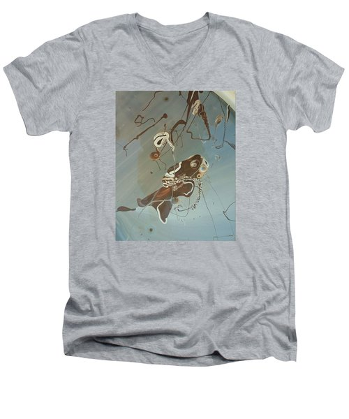 Eternal Fish Men's V-Neck T-Shirt